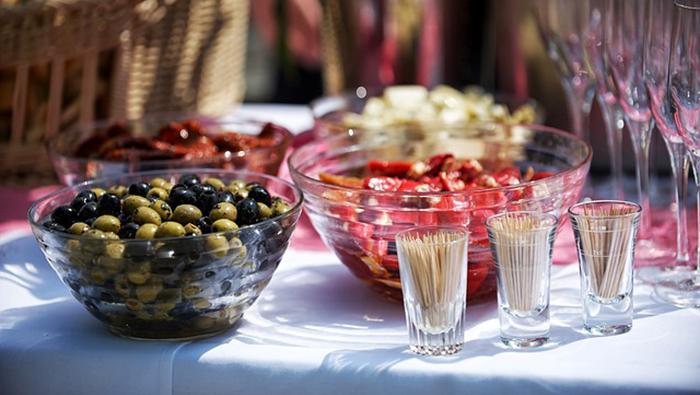 Catering para eventos de empresas en Sevilla