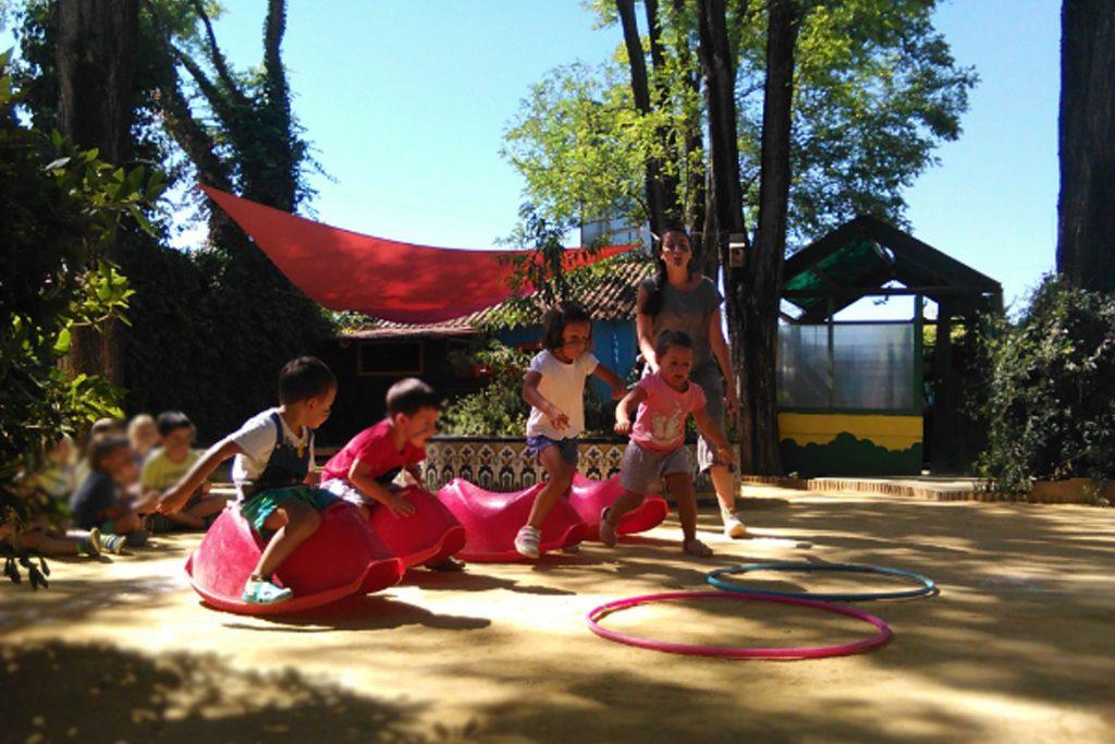 campamentos de verano en Sevilla