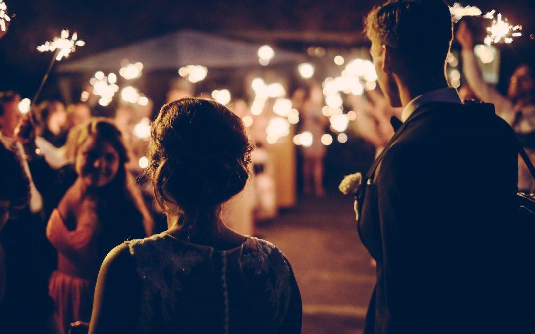 Tendencias de bodas en 2020